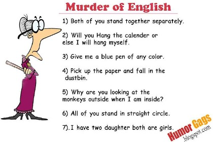 Murder Of English – 1