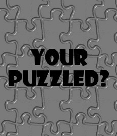 Your Puzzled